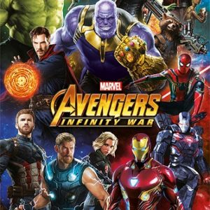 AVENGERS - INFINITY WAR - CHARACTERS - MAXI POSTER #50 61x91 cm