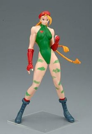 CAPCOM GIRLS COLLECTION - STREET FIGHTER - CAMMY HEAVY GAUGE FIGURE (NORMAL VERSION)