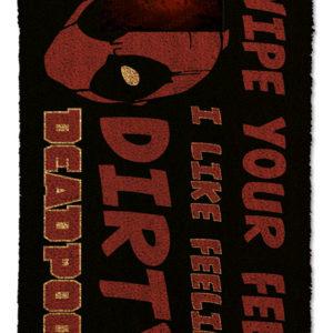 DEADPOOL - DIRTY - ZERBINO  60x40 DOORMAT