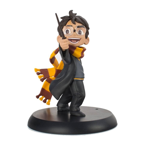 HARRY POTTER Q-FIG - HARRY'S FIRST SPELL 9CM