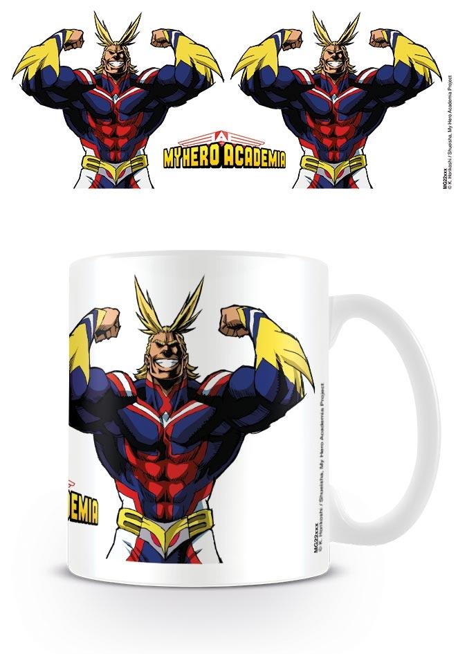 MY HERO ACADEMIA - ALL MIGHT FLEX - COFFEE MUGS - TAZZA