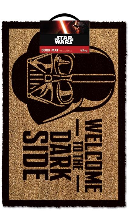 STAR WARS - WELCOME TO THE DARKSIDE - ZERBINO  60x40 DOORMAT
