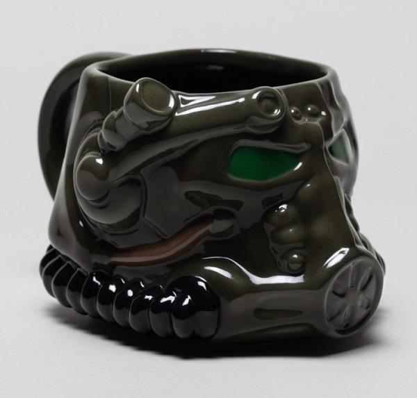 FALLOUT - POWER ARMOR - Tazza Sagomata 3D in Ceramica 400 ml Ceramic Shaped Mug