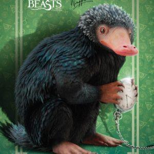 ANIMALI FANTASTICI - NIFFLER / SNASO - Mini Poster 40x50 cm su carta da 150gr Fantastic Beasts