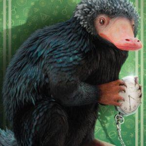 ANIMALI FANTASTICI - NIFFLER - Maxi Poster #216 - 61x91 cm su carta da 150gr (Fantastic Beasts)
