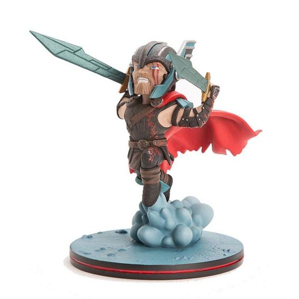 MARVEL - Q-FIG - Thor Ragnarok - THOR Diorama (Part 1) - Figure Statica 12 cm