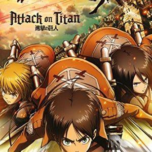 ATTACK ON TITANS - ATTACK - Maxi Poster #256 - 61x91 cm su carta da 150gr