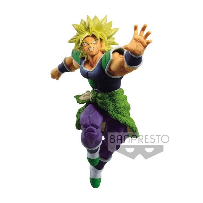 BANPRESTO - Dragon Ball Super - BROLY Match Maker Figure - Statua in PVC Posa Fissa 18 cm
