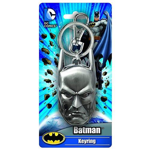 BATMAN - Portachiavi Premium 3D in Metallo Brunito - Metal Keychain