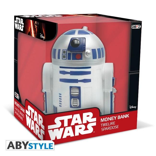 STAR WARS - R2-D2 Salvadanaio PVC 17 cm - Money Bank