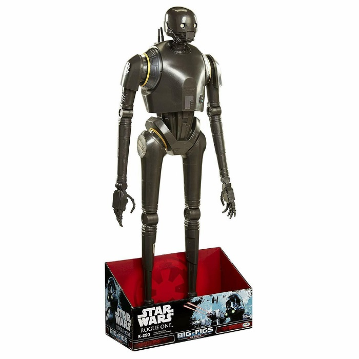 STAR WARS ROGUE ONE - GIANT SIZE ACTION FIGURE K-2SO 71CM