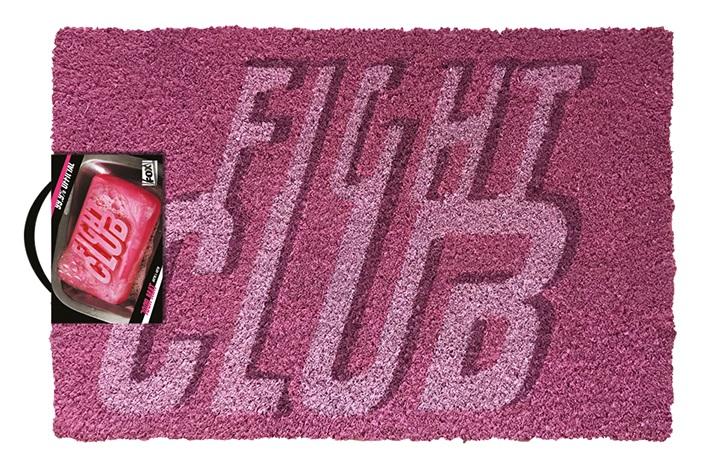 FIGHT CLUB - SOAP - Zerbino 60x40 cm in Fibra di Cocco (Doormat) CDM