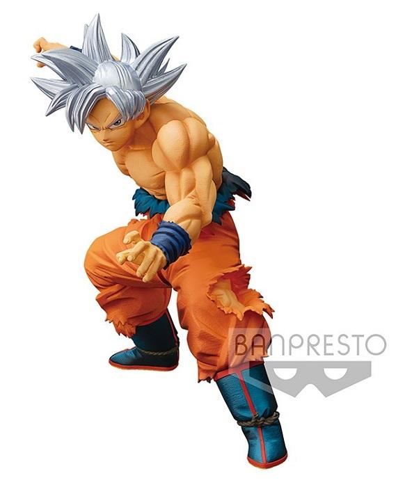 BANPRESTO - Dragon Ball Super - MAXIMATIC THE SON GOKU - Figure Statua in PVC 20 cm