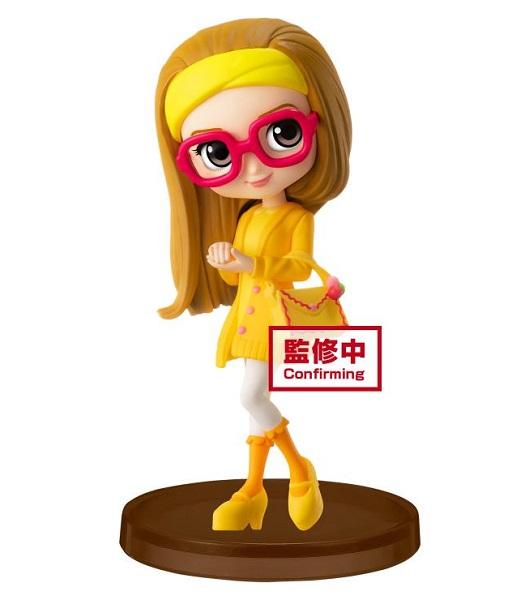 BANPRESTO - Big Hero 6 HONEY LEMON - Disney QPOSKET PETIT Mini Figure in PVC 7 cm con Base