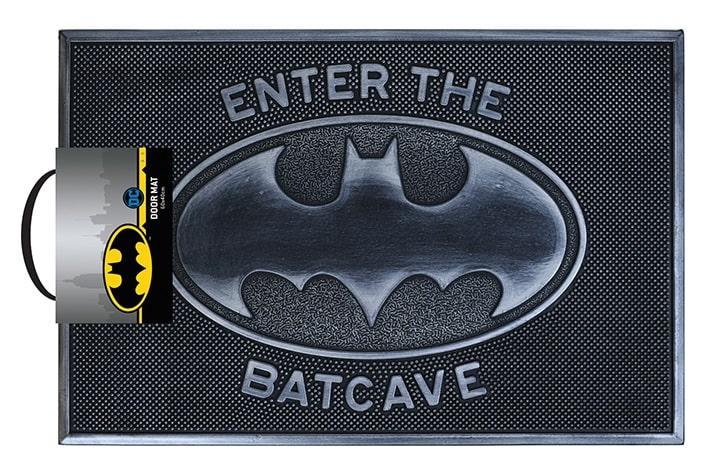 BATMAN - ENTER THE BATCAVE - Zerbino in Gomma 60x40 cm - Rubber Mat