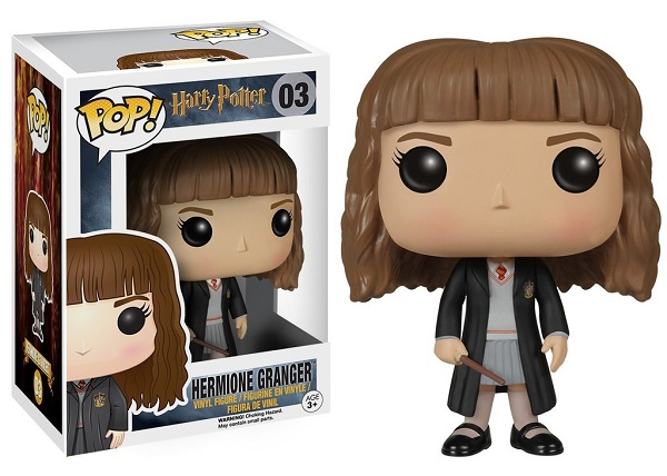 Funko POP! Movies Harry Potter - #03  Hermione Granger