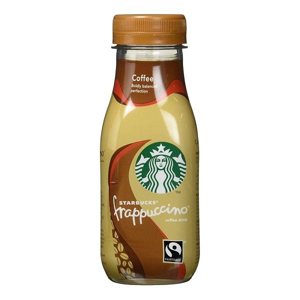 STARBUCKS FRAPPUCCINO - COFFEE - Bevanda al Latte e Caffe' 250ml
