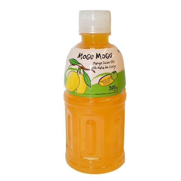 MOGU MOGU MANGO con Nada di Cocco Bevanda Orientale Analcolica Non Gassata 320ml