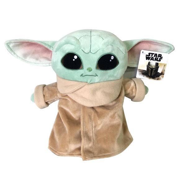 STAR WARS MANDALORIAN - IL BAMBINO Baby Yoda Peluche 25cm - Simba