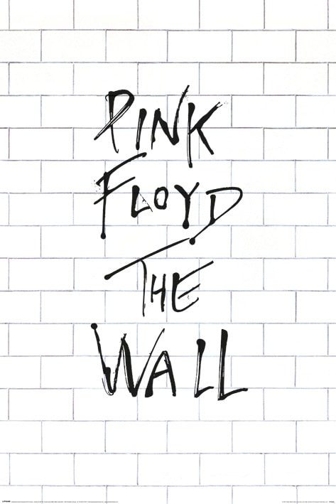 PINK FLOYD -THE WALL - Maxi Poster #316 - 61x91 cm su carta da 150gr