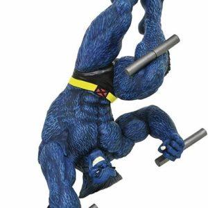 Marvel Gallery - X-MEN BESTIA Beast Danger Room Statua Diorama in PVC 25 cm - Diamond Select