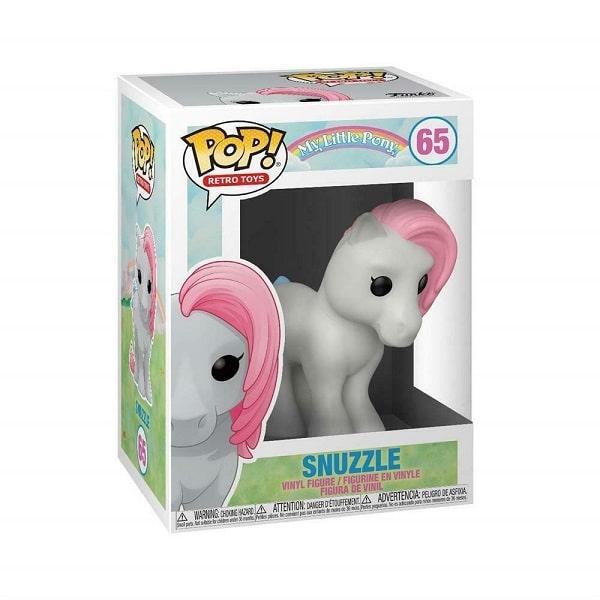 Funko Pop! - My Little Pony #65 SNUZZLE con PROTECTOR BOX Figure in Vinile 9cm